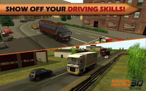 School Driving 3D APK screenshot thumbnail 21