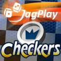 JagPlay Checkers and Corners icon