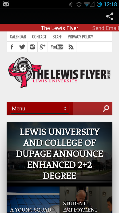 The Lewis Flyer - screenshot