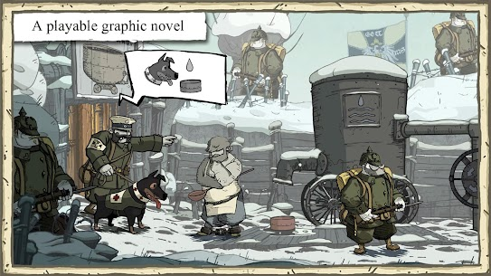 Valiant Hearts: The Great War (Full Game) v1.0.3 Mod APK+OBB 2