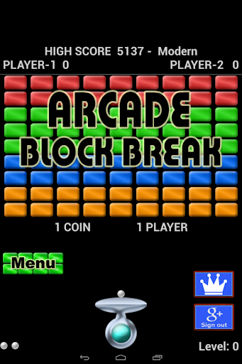 Arcade Block Break