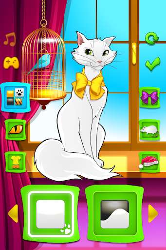 Pretty Cat Dress Up