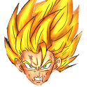 Goku HD Live Wallpaper icon