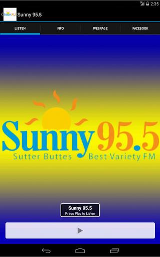Sunny 95.5