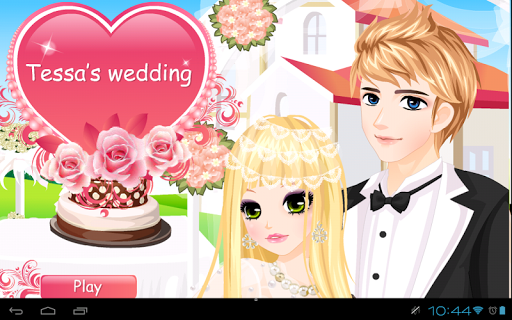 Wedding games - screenshot