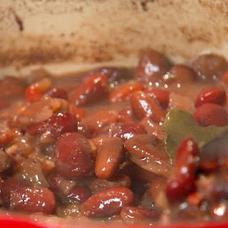 New Orleans-Style Red Beans.