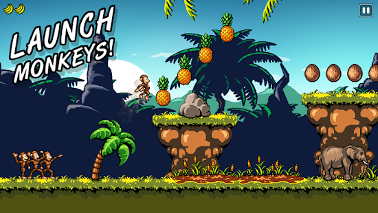Monkey Flight 2- screenshot thumbnail