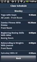 Screenshot of Fitnessworks Philadelphia