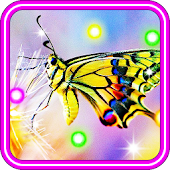 Butterflies Valley HD LWP