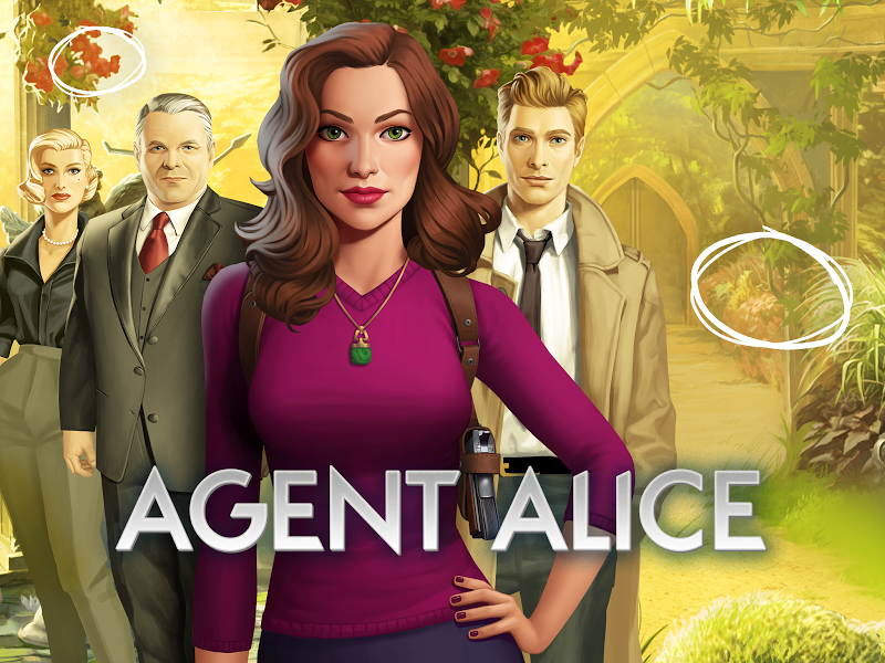 Agent Alice v1.2.31 (Unlimited Cash) Hack Mod APK - Cover
