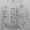 KeyGramme Password Safe icon