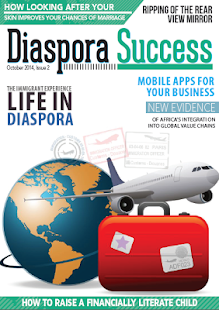 Diaspora Success Magazine - screenshot thumbnail