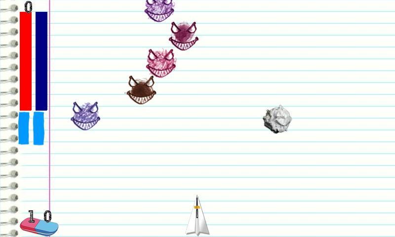 Paper Adventures: Plane (Free) - screenshot