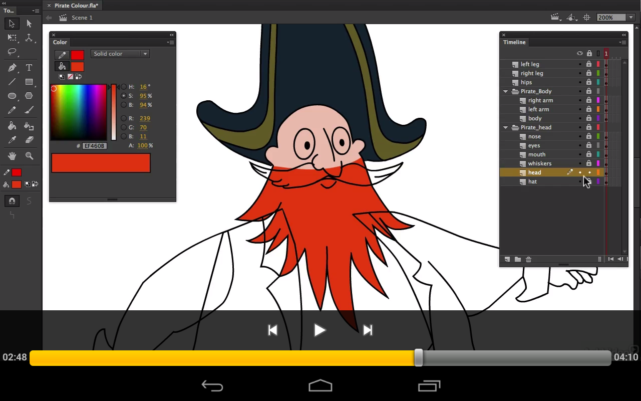Character Design Apps For Android : Creating animation characters android apps on google play