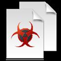 Antivirus TESTVIRUS logo