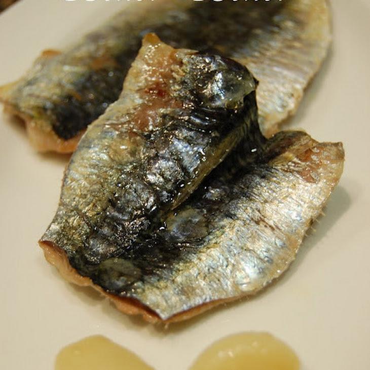Confit Sardines