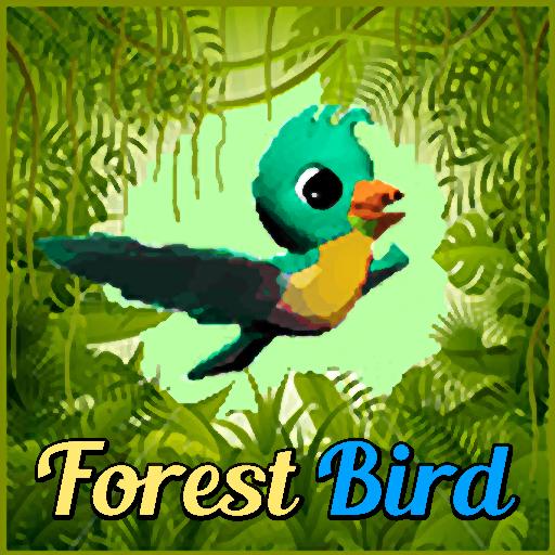 森林鳥類 動作 App LOGO-硬是要APP