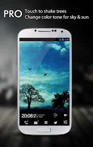 Blue Sky Pro Live Wallpaper v1.4.1