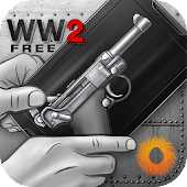 Game Weaphones™ WW2: Gun Sim Free apk for kindle fire