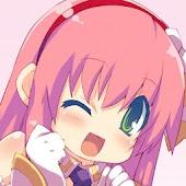 """""""Roid-chan"""" clock -MOE-Droid-"""