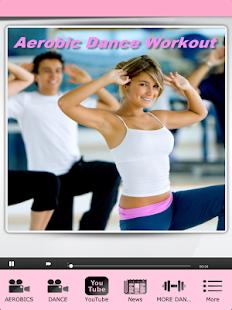 Aerobics Dance Videos 健康 App-愛順發玩APP