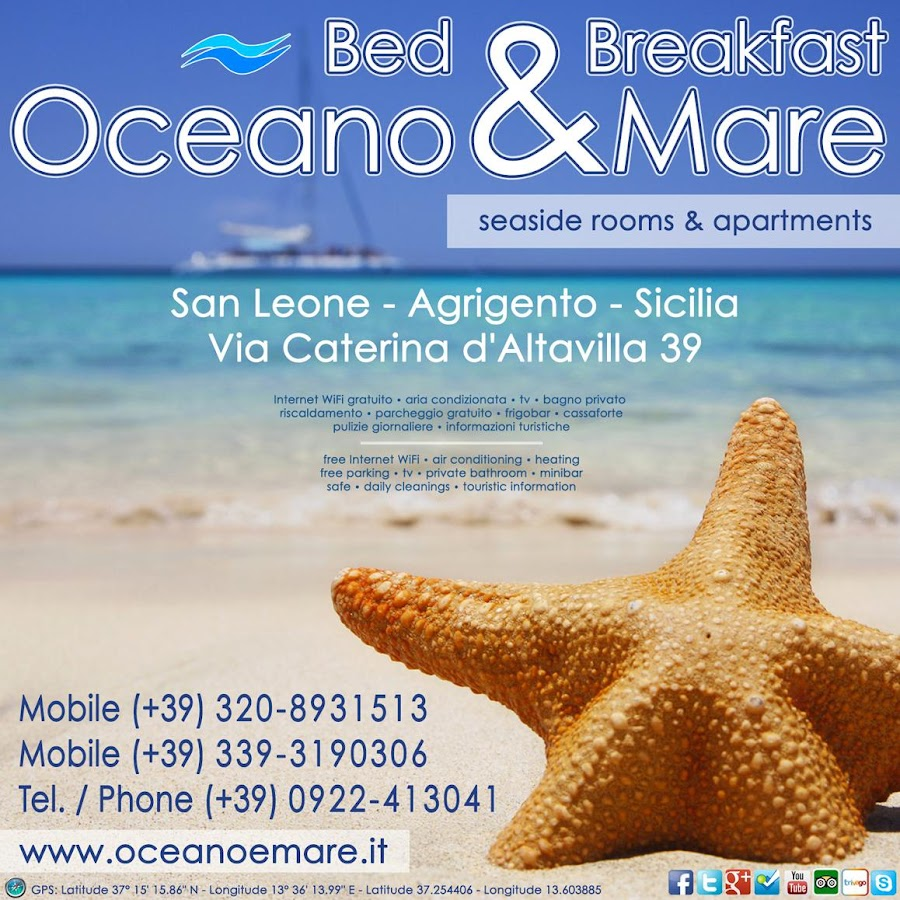 Bed & Breakfast Oceano&Mare- screenshot
