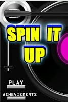 Screenshot of Spin It Up
