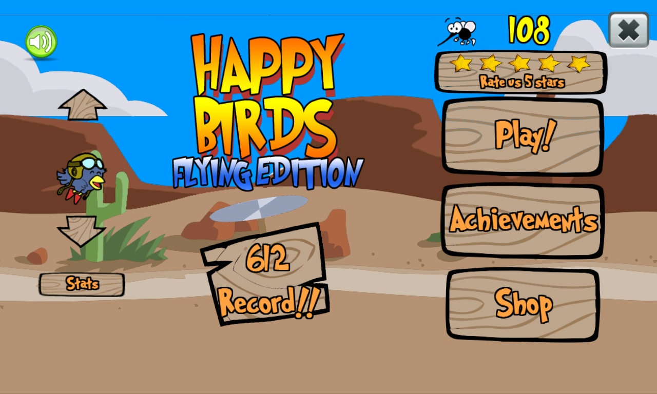 Happy Birds - screenshot