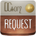 DCikonZ Request App icon