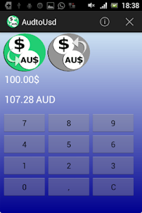 AUD to USD - Android Apps on Google Play