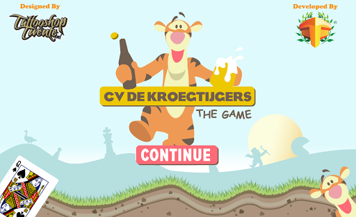 CV De Kroegtijgers - The Game