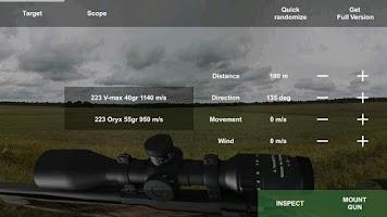 Screenshot of Hunting Simulator Free