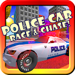Police Car Toddler Race Chase