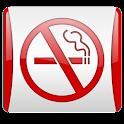 Dejar de fumar gratis y fácil logo