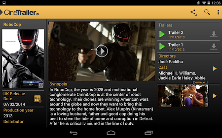 CineTrailer Cinema 3.1.8 screenshot 206346