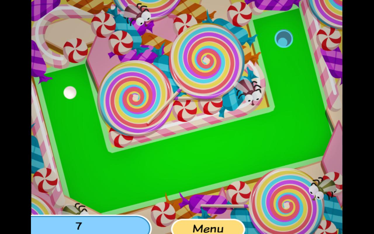 Minigolf Mania - screenshot