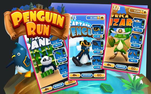 descargar penguin run v1.0.1 android