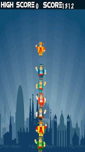【免費休閒App】卡斯特利天空堆高车-APP點子