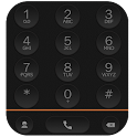 ExDialer Theme Black Graphite icon