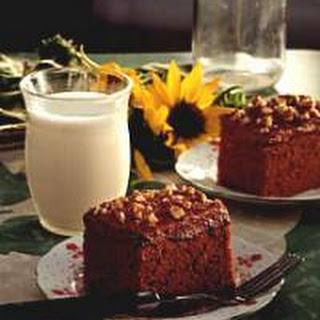 Chocolate Buttermilk Sheet Cake.