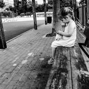 bamba by Alex Kapmar - Black & White Portraits & People ( israel )