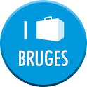 Bruges Travel Guide & Map icon
