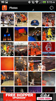 Screenshot of Syracuse Basketball
