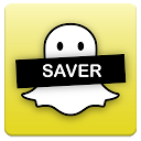 Snapsave for Snapchat FREE mobile app icon