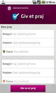 Giv et praj - KBH Kommune- screenshot thumbnail