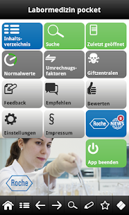 Labormedizin pocket - screenshot thumbnail