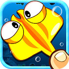 Catch Naughty Fishes icon