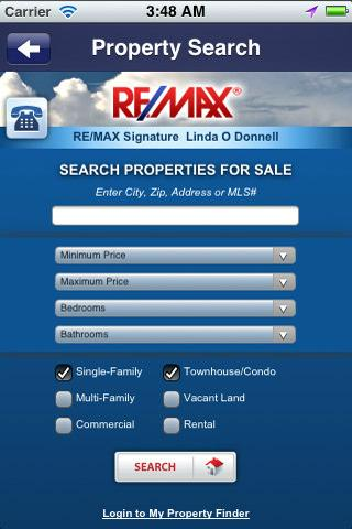 Linda O'Donnell - RE/MAX Signa - screenshot