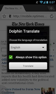 Dolphin Translate