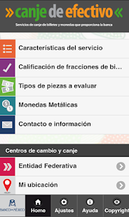 Canje de efectivo- screenshot thumbnail